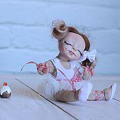 Куклы и игрушки ручной работы. Ярмарка Мастеров - ручная работа Мечты о балете-2. Handmade.