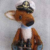 Куклы и игрушки ручной работы. Ярмарка Мастеров - ручная работа Отважный капитан.. Handmade.