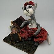 Куклы и игрушки ручной работы. Ярмарка Мастеров - ручная работа Султан кот. Handmade.