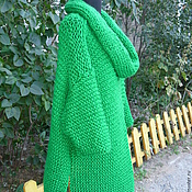 Одежда handmade. Livemaster - original item Knitted cardigan Dream. Handmade.