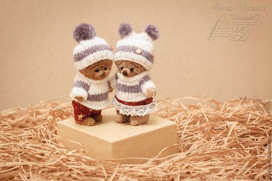 Зимние Мишки от мира Воображариум