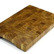 Для дома и интерьера handmade. Livemaster - original item End cutting Board №124. Handmade.