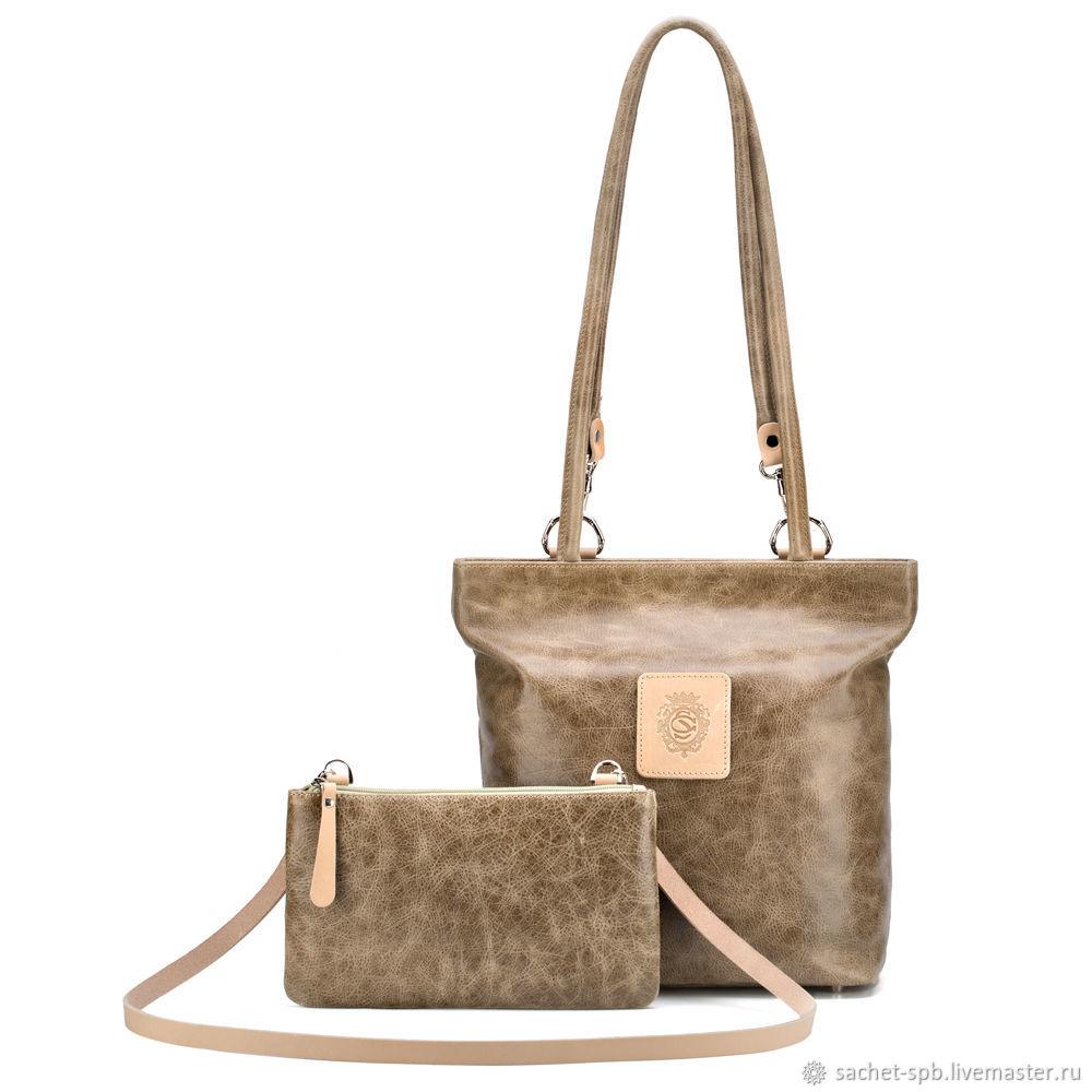 d3545726a70f Женские сумки ручной работы. Ярмарка Мастеров - ручная работа. Купить  Женская кожаная сумка- ...