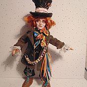 Куклы и игрушки ручной работы. Ярмарка Мастеров - ручная работа Безумный Шляпник. Handmade.