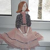 """Куклы и игрушки ручной работы. Ярмарка Мастеров - ручная работа Кукла """"Мечтательная Розалинда"""". Handmade."""