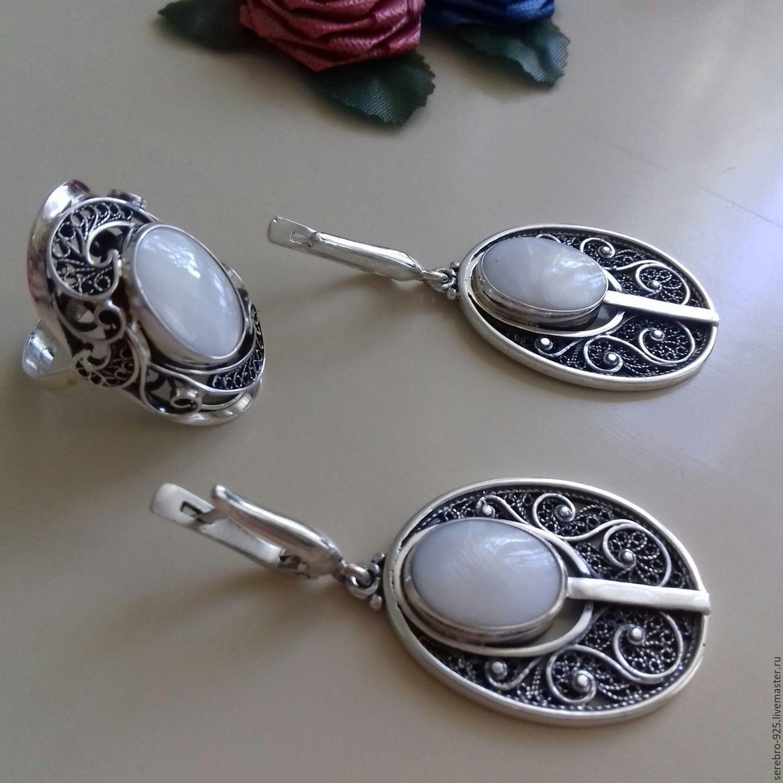 интересным серебряные украшения с патиной фото частой