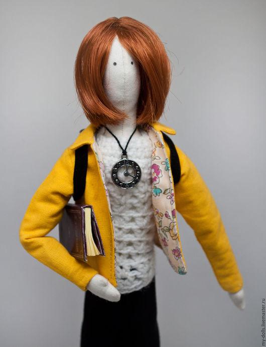 Портретные куклы ручной работы. Ярмарка Мастеров - ручная работа. Купить Тильда портретная. Handmade. Портрет, день рождения, хлопок