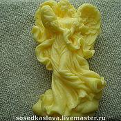 """Косметика ручной работы. Ярмарка Мастеров - ручная работа Мыло """"Ангел-хранитель с младенцем"""". Handmade."""