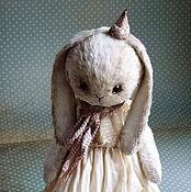 Куклы и игрушки ручной работы. Ярмарка Мастеров - ручная работа Зайка Тедди. Мия. Handmade.