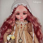 Куклы и пупсы ручной работы. Ярмарка Мастеров - ручная работа Ася.Текстильная кукла.. Handmade.