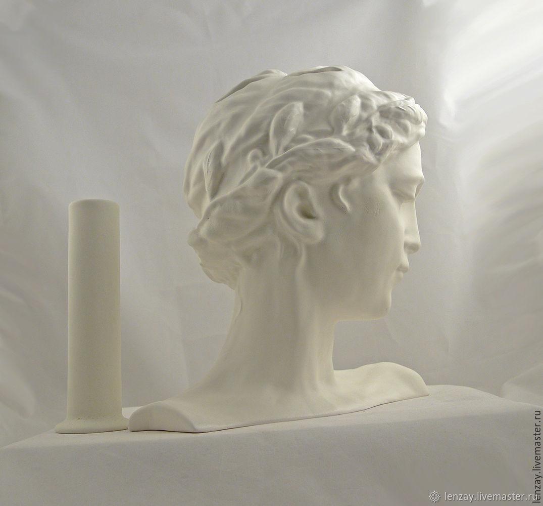 Интерьерная скульптура-ваза