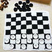Вязанные шашки
