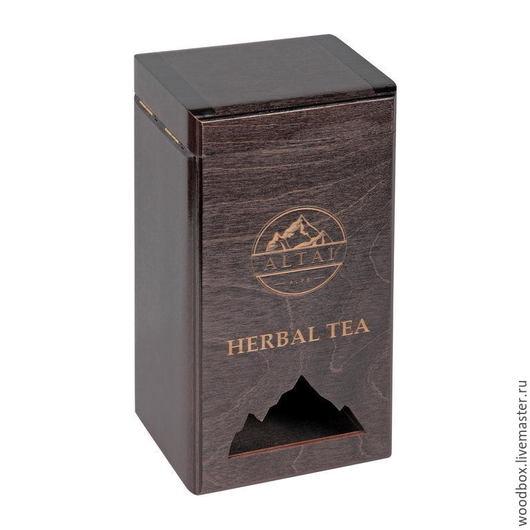 Наградная атрибутика ручной работы. Ярмарка Мастеров - ручная работа. Купить подарочная упаковка упаковка для чая чайная коробка чайный домик. Handmade.