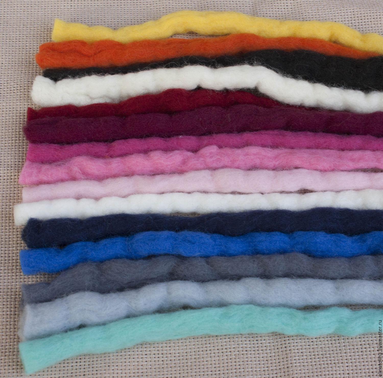 Пряжа из мериноса для вязания толстую
