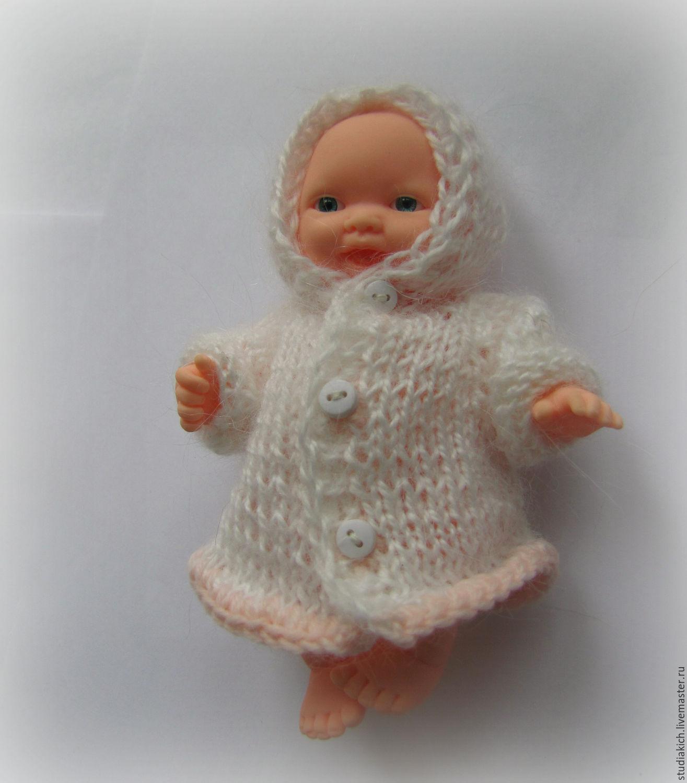 одежда для пупсиков пупсов маленьких кукол вязаная одежда купить