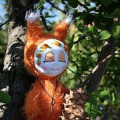 Куклы и игрушки ручной работы. Ярмарка Мастеров - ручная работа Белочка Лёля. Handmade.