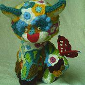 Куклы и игрушки ручной работы. Ярмарка Мастеров - ручная работа Задумчивый Август - кот. Handmade.