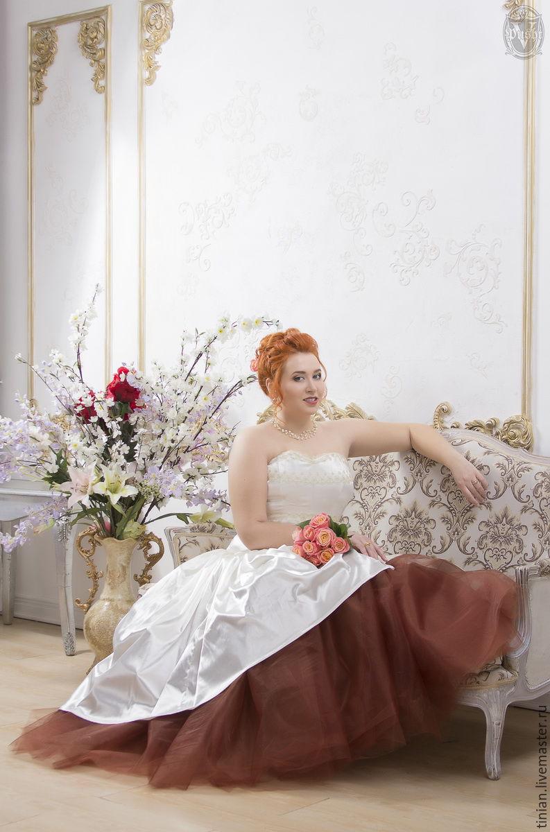 """""""КОФЕ С МОЛОКОМ"""", Wedding dresses, St. Petersburg,  Фото №1"""