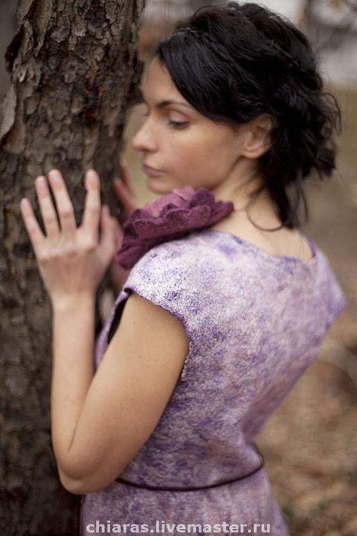 Платья ручной работы. Ярмарка Мастеров - ручная работа. Купить Авторское платье ручной работы Piony dress. Handmade. пион