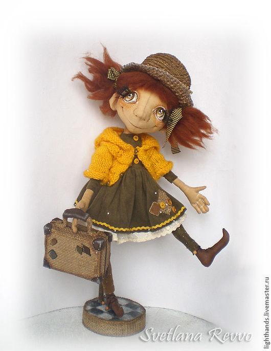 Коллекционные куклы ручной работы. Ярмарка Мастеров - ручная работа. Купить Мартина. Коллекционная кукла.. Handmade. Кукла ручной работы