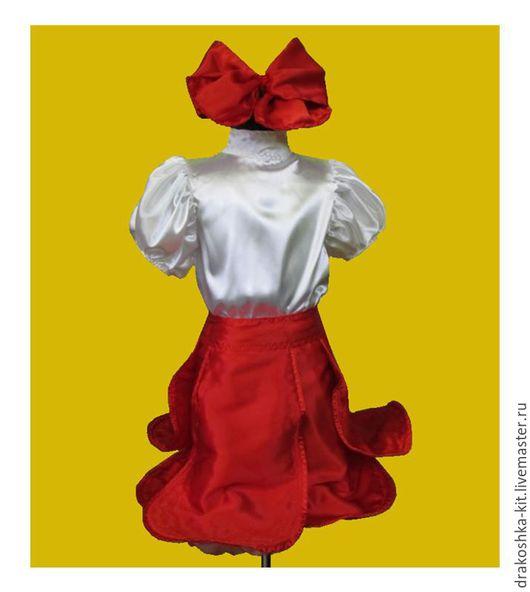 Детские карнавальные костюмы ручной работы. Ярмарка Мастеров - ручная работа. Купить Костюм Дюймовочки по мотивам мультфильма. Handmade. Комбинированный