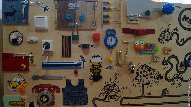 Игрушки для развития мелкой моторики рук ребенка 47