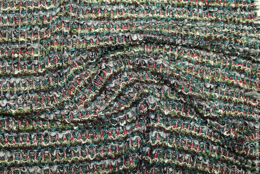 Шитье ручной работы. Ярмарка Мастеров - ручная работа. Купить HV129, Трикотаж MISSONI. Handmade. Missoni, итальянские ткани