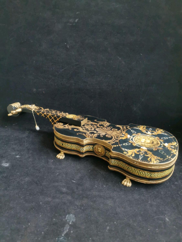 Box-violin ,,Music ,,, Box, Riga,  Фото №1