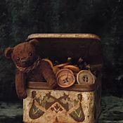 Мишки Тедди ручной работы. Ярмарка Мастеров - ручная работа Мишка Тедди Малыш. Handmade.