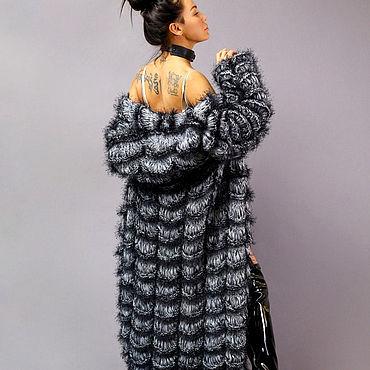 Одежда ручной работы. Ярмарка Мастеров - ручная работа Кардиган женский - цвет и размер любые. Handmade.