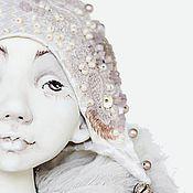 Куклы и игрушки ручной работы. Ярмарка Мастеров - ручная работа а р л е к и н  серия акварели. Handmade.