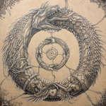 Ouroboros - Ярмарка Мастеров - ручная работа, handmade