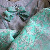 Работы для детей, ручной работы. Ярмарка Мастеров - ручная работа Платье детское ПЛТ 1028. Handmade.