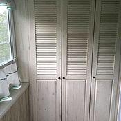 Шкафы ручной работы. Ярмарка Мастеров - ручная работа Встраиваемые шкафы комоды в скандинавском стиле. Handmade.