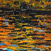 Картины и панно ручной работы. Ярмарка Мастеров - ручная работа «Закатный Петербург» Картина масло город пейзаж. Handmade.