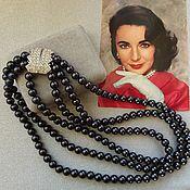 Vintage necklace handmade. Livemaster - original item Elizabeth Taylor Necklace Elizabeth Taylor for Avon. Handmade.