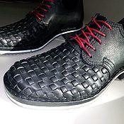 """Обувь ручной работы. Ярмарка Мастеров - ручная работа Мужские туфли """"Grandeza"""". Handmade."""