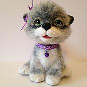 Куклы и игрушки handmade. Livemaster - original item Kitty Jane. Handmade.
