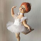 Куклы и игрушки ручной работы. Ярмарка Мастеров - ручная работа Балеринки.. Handmade.