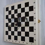 Куклы и игрушки handmade. Livemaster - original item Chess casket. Handmade.