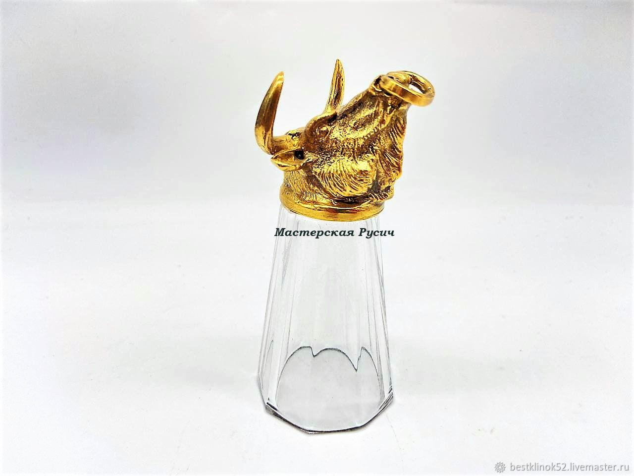 Lafitnik Bull, Shot Glasses, Pavlovo,  Фото №1