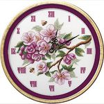 Схемы для вышивания часов (Елена) - Ярмарка Мастеров - ручная работа, handmade