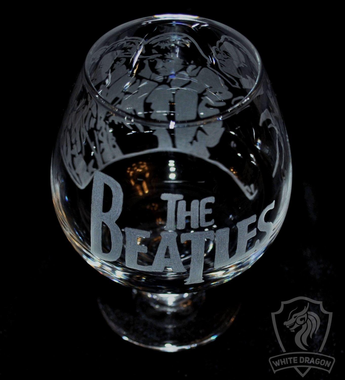 The Beatles.  brandy glass, Wine Glasses, Nizhny Novgorod,  Фото №1
