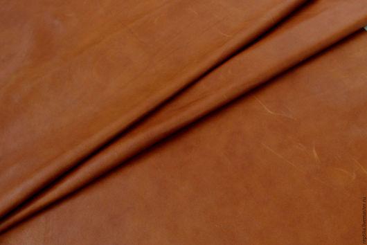 """Шитье ручной работы. Ярмарка Мастеров - ручная работа. Купить Натуральная кожа КРС """"Аrrugginito"""". Handmade. Кожа, для рукоделия"""