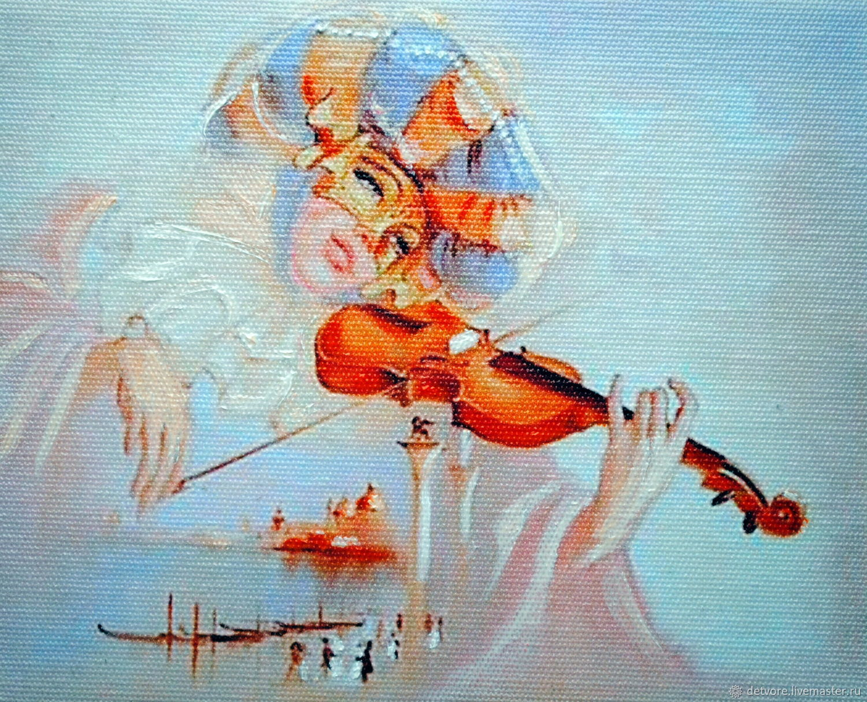"""Картина маслом """"Венецианские истории"""", Картины, Таганрог,  Фото №1"""