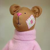 Куклы и игрушки ручной работы. Ярмарка Мастеров - ручная работа Тильда Медведь. Handmade.