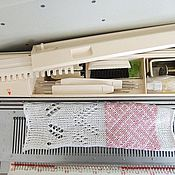Материалы для творчества ручной работы. Ярмарка Мастеров - ручная работа Вязальная машина Бразер KH851. Handmade.
