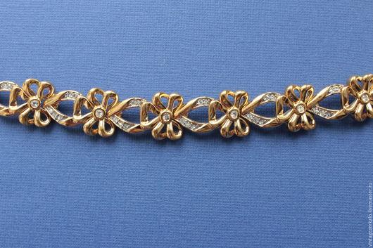 Винтажные украшения. Ярмарка Мастеров - ручная работа. Купить 1970-80гг Nina Ricci винтажный браслет. Handmade. Винтаж