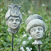 Дача и сад handmade. Livemaster - original item Garden decoration Poppies decor for the garden Provence fantasy. Handmade.