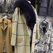 Одежда ручной работы. Ярмарка Мастеров - ручная работа Пальто зимнее der Kafig. Handmade.